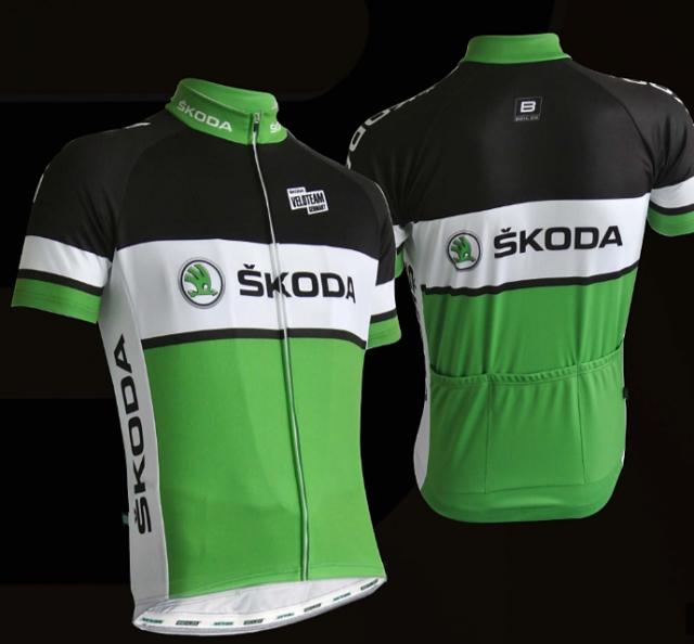 Stellen Sie sich jetzt ihr ŠKODA Radsport Outfit zusammen!