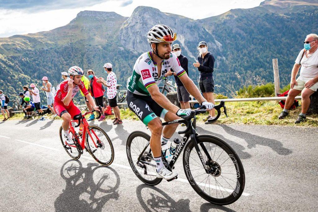 Sagan at the Tour