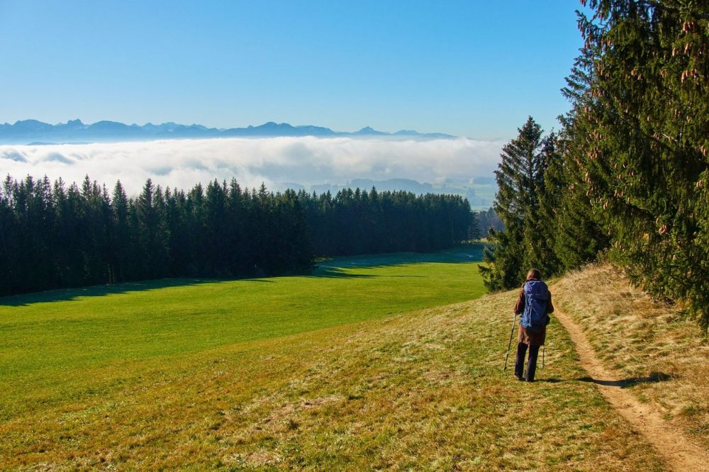 Hiking in Bavaria