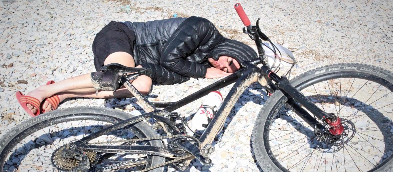 MTB cycling