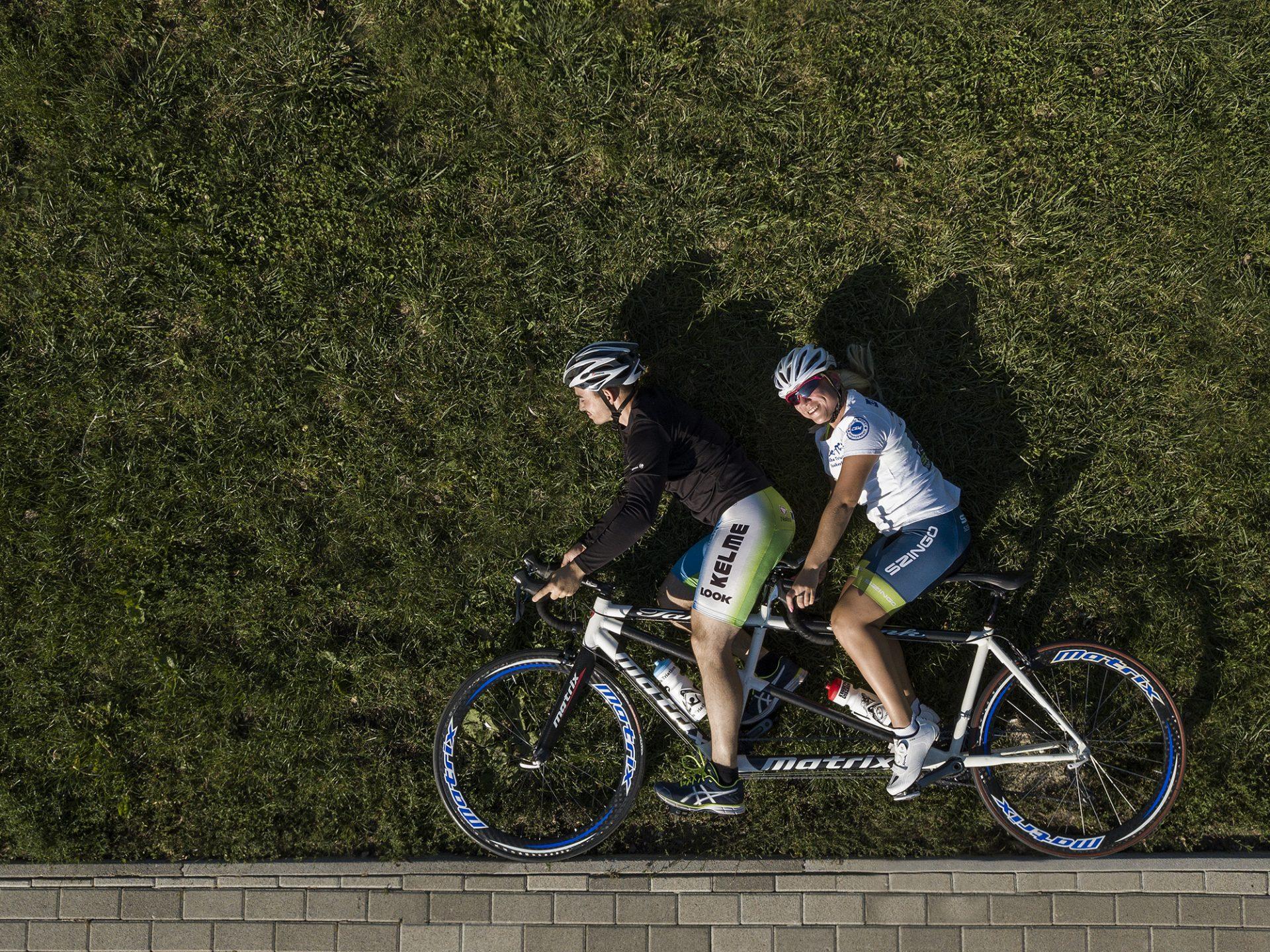 lengyel zsófi we love cycling