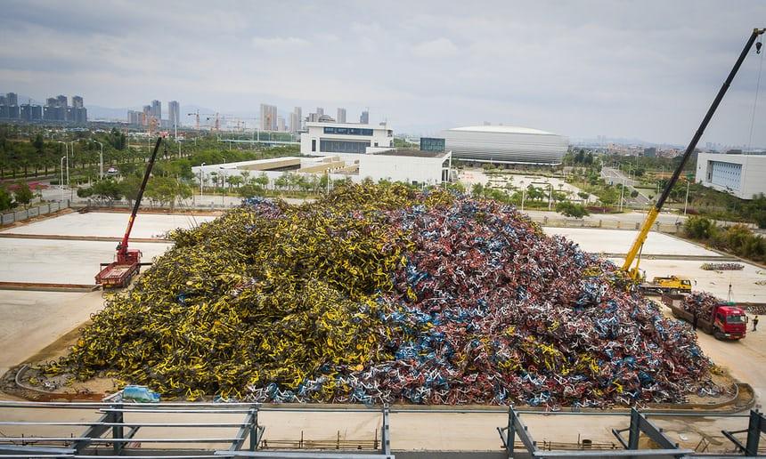 ujrahasznositott biciklik we love cycling