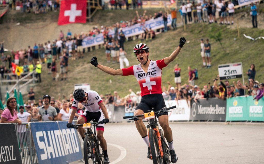 Shimano at Mountain Bike World Cup