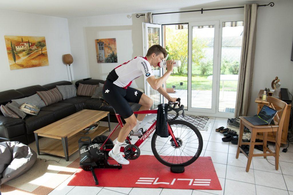 Rouvy cycling