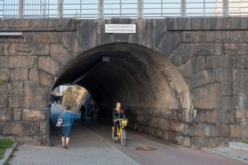 Baana Helsinki