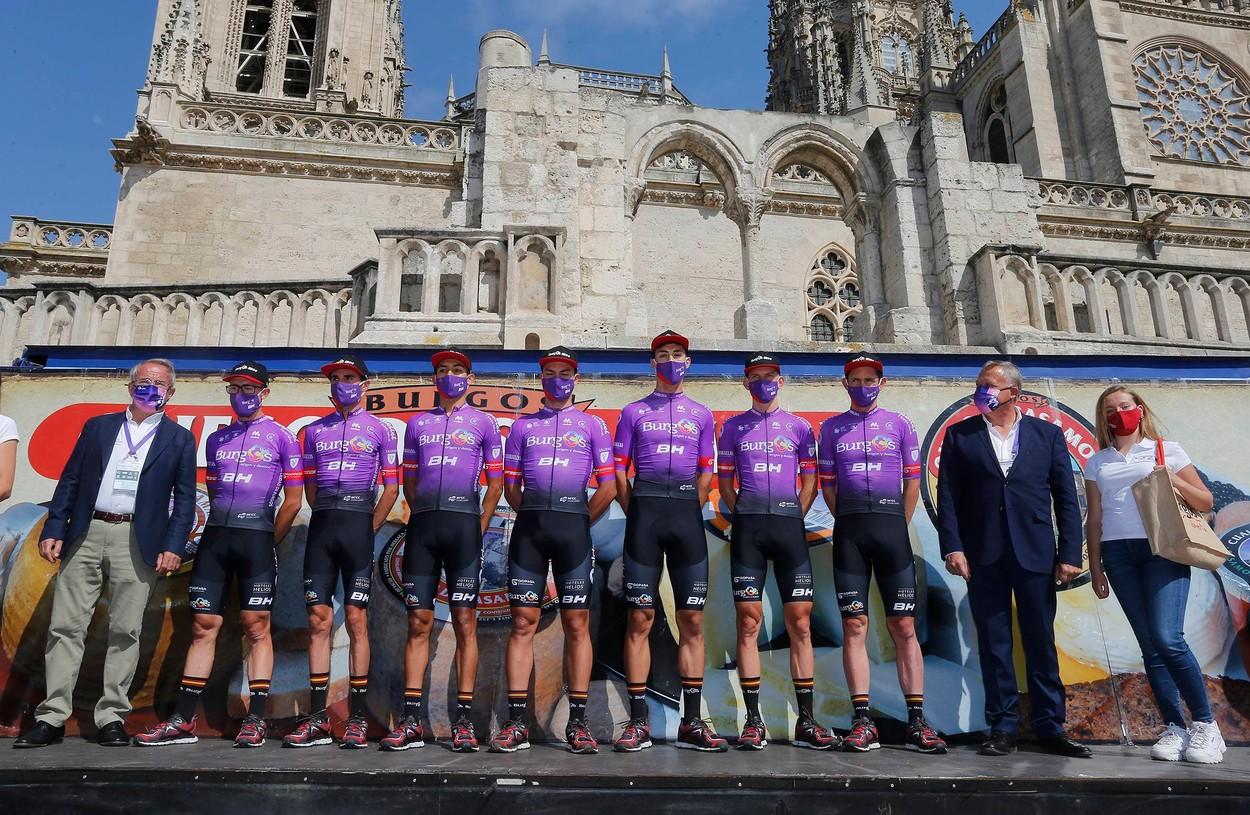 Burgos BH Cycling Team