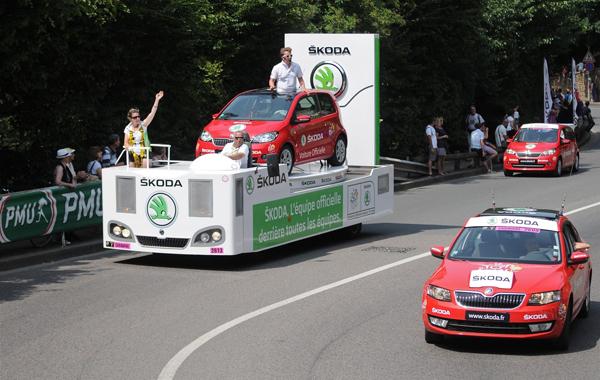 Reklamní karavana při Tour de France bude možná kvůli koronaviru skromnější.