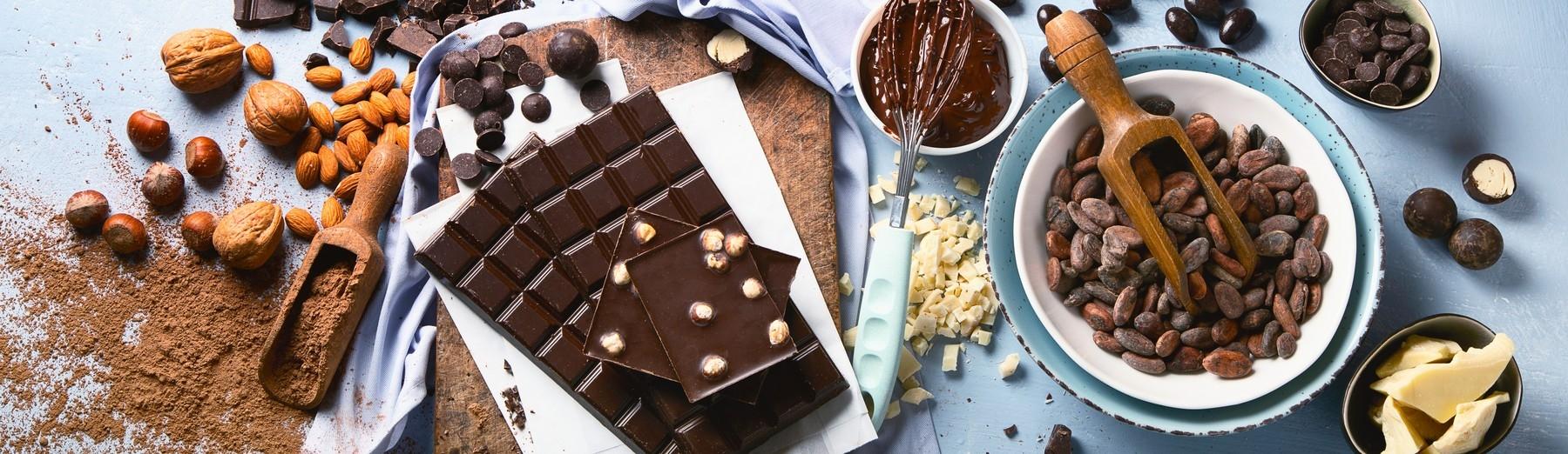 Konzumace čokolády, zejména pak hořké, pomáhá předcházet depresím. Foto Profimedia