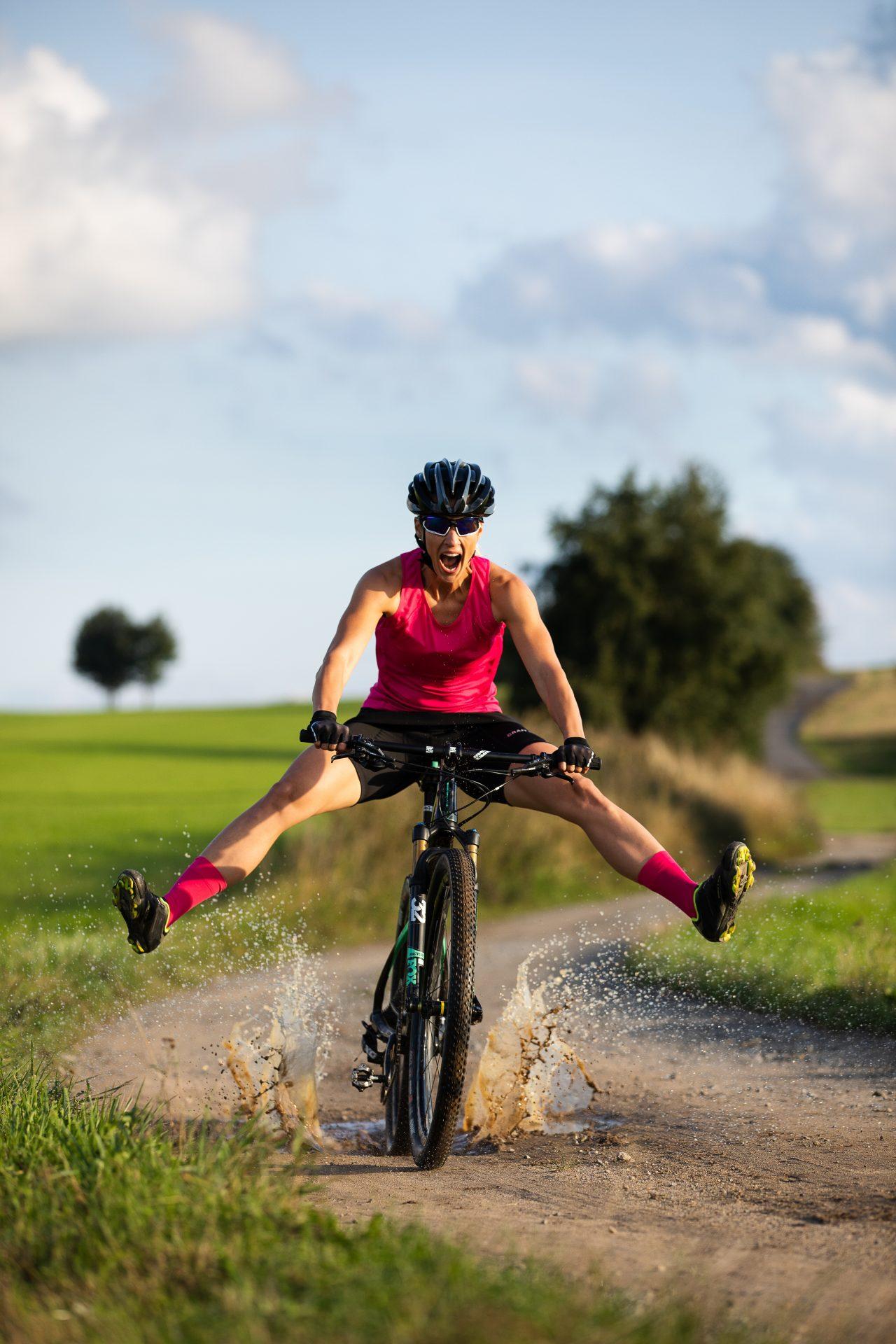 Součástí cyklosukně jsou většinou i boxerky. Foto: craft