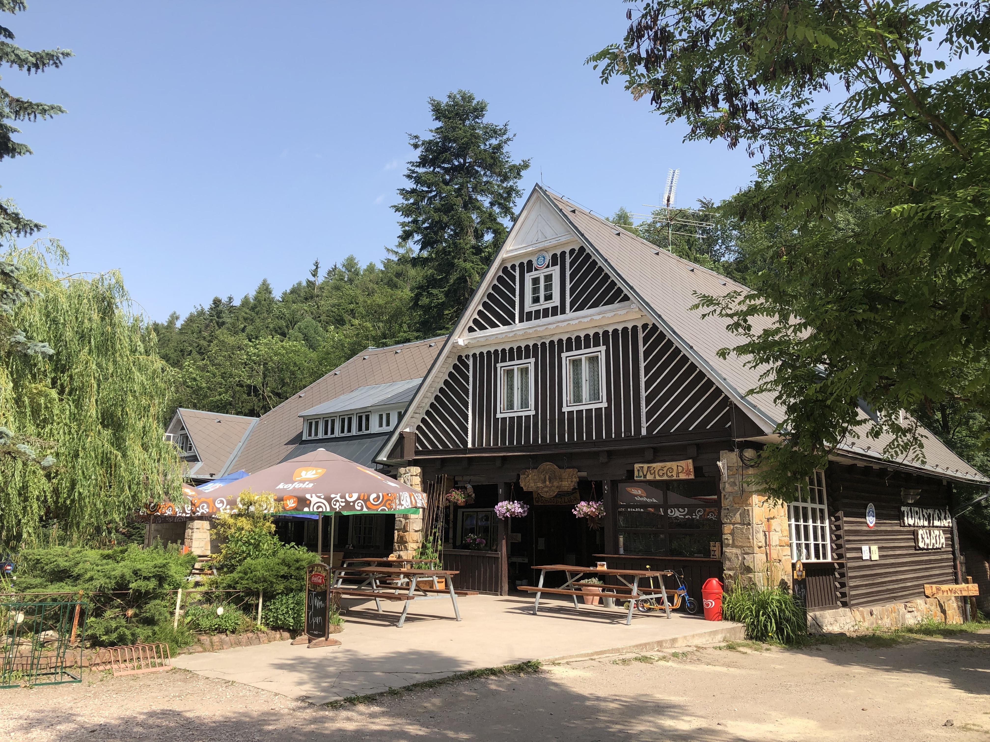 Turistická chata Prachov je součástí nového projektu Klubu českých turistů.