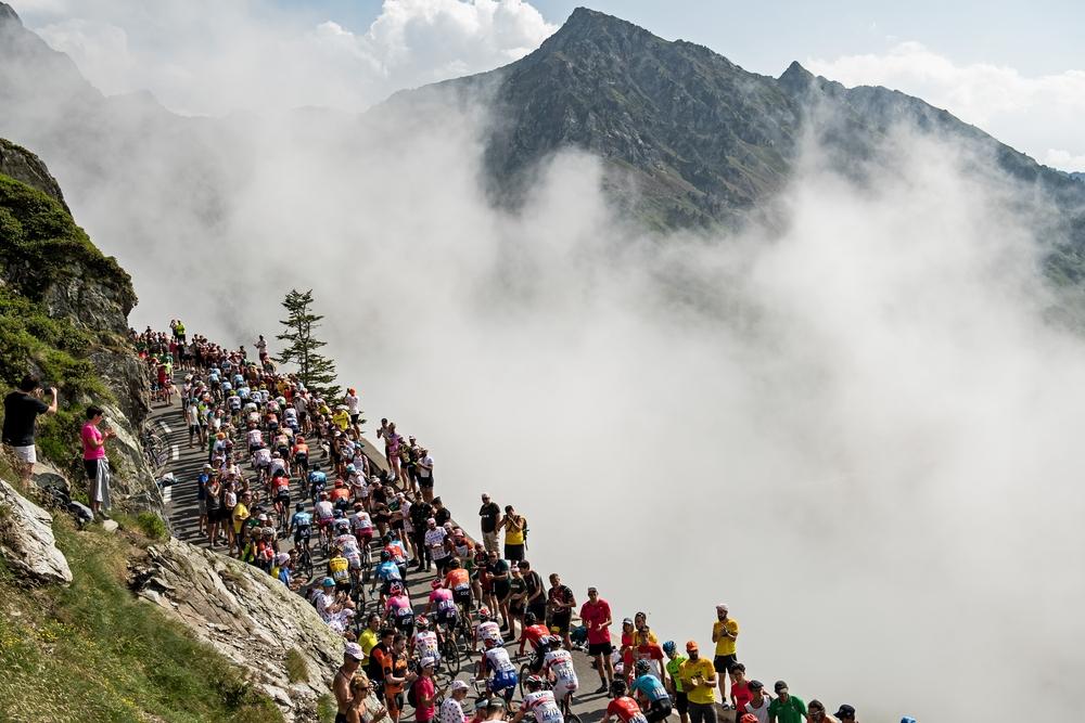 Tourmalet představuje ikonickou horu spjatou s historií Tour de France. Foto: Alex Broadway