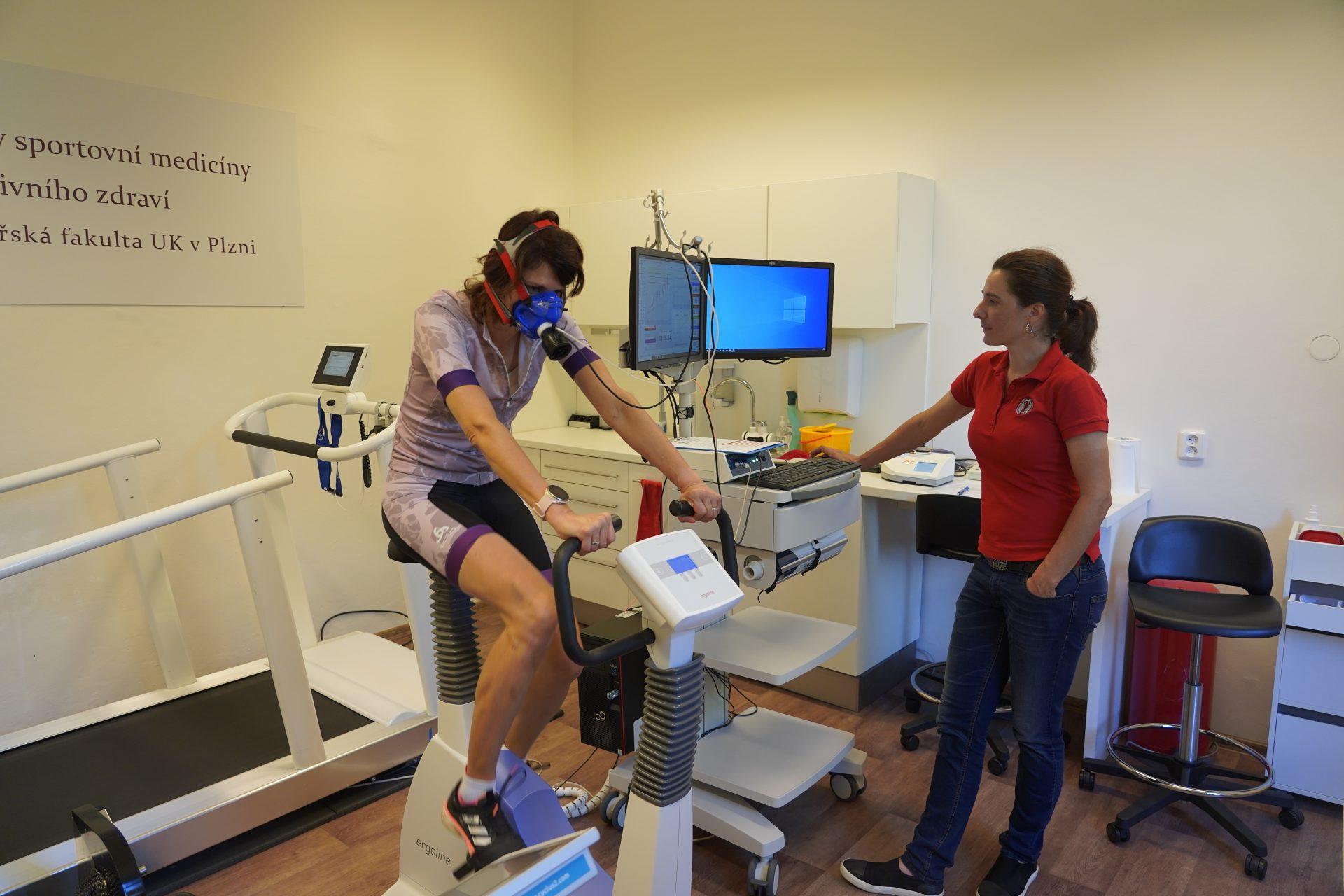 Spiroergometrie je způsob, jak zjistit rezervy v kondici a zlepšit výkonnost. Foto: We Love Cycling