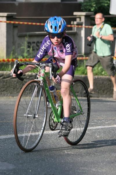 Tadej Pogačar v deseti letech při prvním cyklistickém závodě života. Foto: tadej-pogacar.com