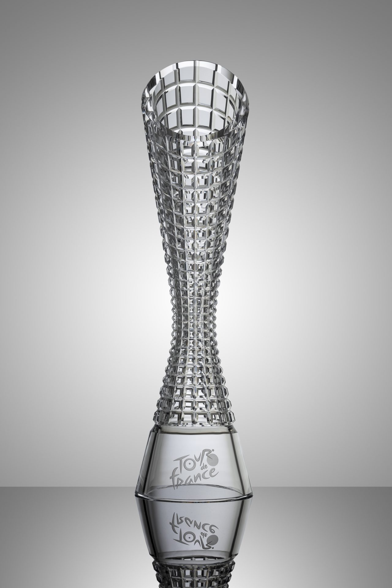 Trofej pro vítěze Tour de France 2020 Foto: skoda-auto.com