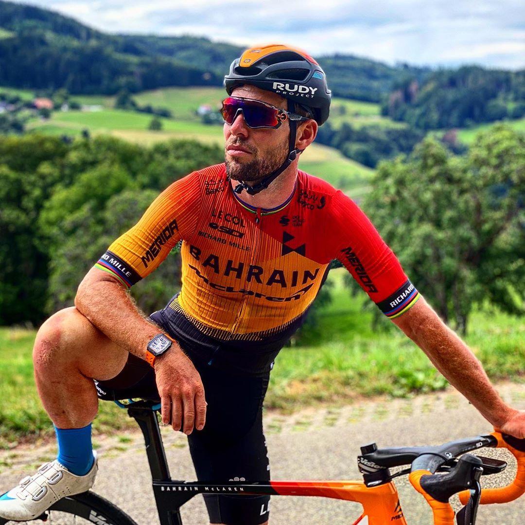 Mark Cavendish snil, že se stane cyklistou s největším počtem vyhraných etap. Ale už podruhé se vůbec nevešel do nominace svého týmu. Foto: instagram