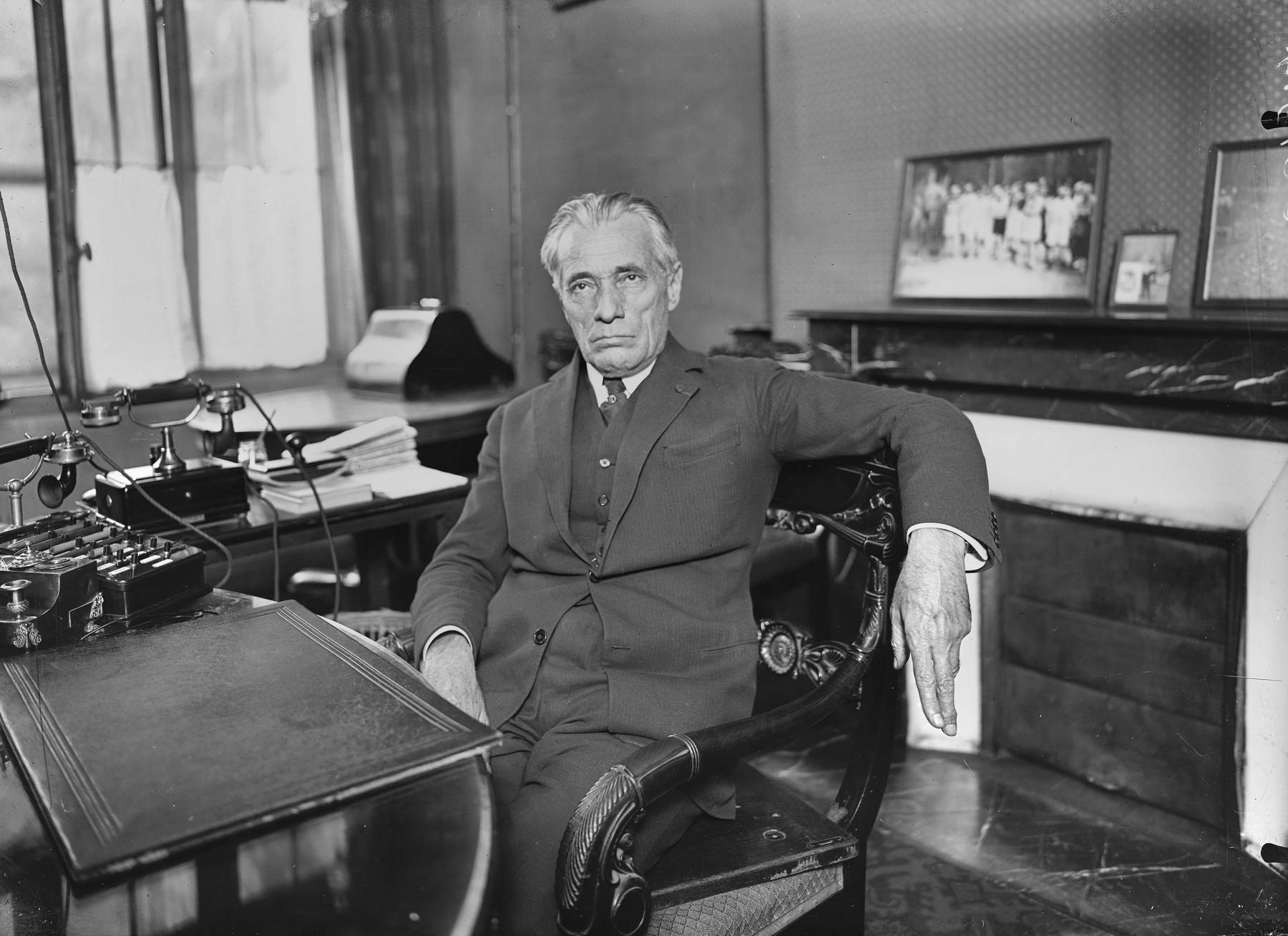 Henri Desgrange musel udělat v roce 1940 těžké rozhodnutí a zrušit Tour de France. Foto: profimedia