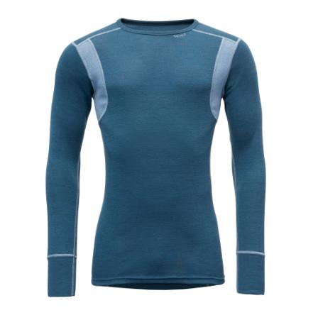 Merino vlna je skvělá volba pro první vrstvu oblečení v případě tréninku během podzimních dnů.