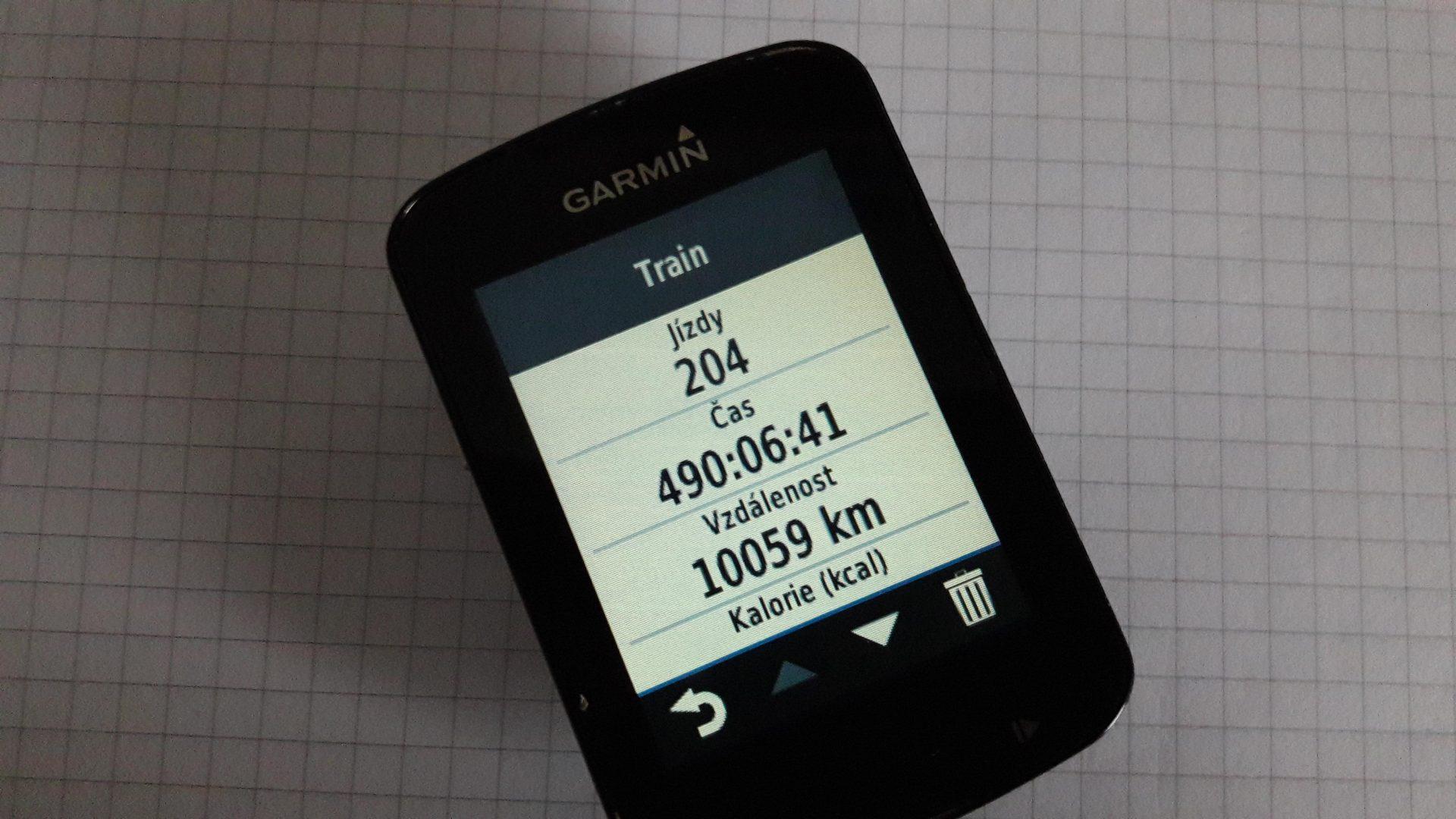 Hledáte motivaci do cyklistického tréninku? Zkuste během jediného roku najet deset tisíc kilometrů.