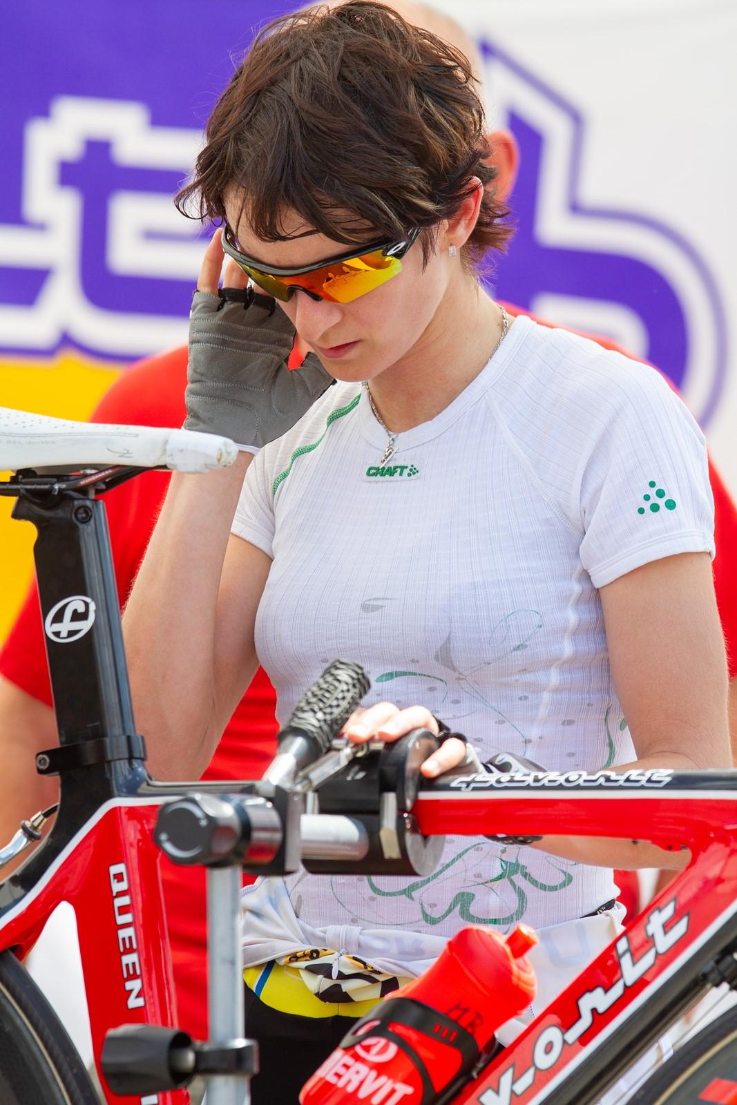 Martina Sáblíková. Foto: Michal Červený