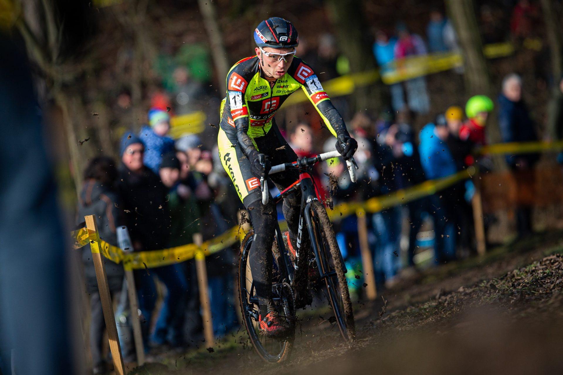 Michael Boroš je nejlepším z českých cyklokrosových reprezentantů. Foto: Michal Červený