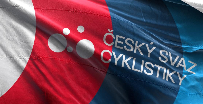 Český svaz cyklistiky změnil logo. Jeho autorem je designér Jiří Karásek.