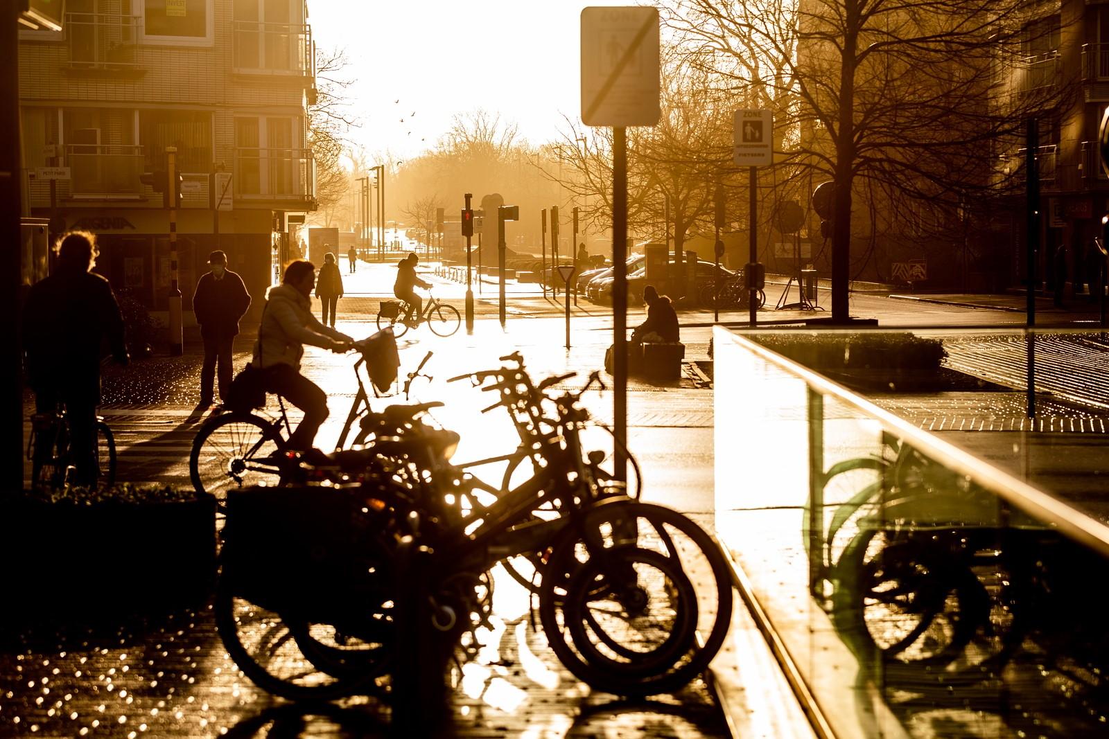 Mobilita ve městech je velkým tématem. Jak si stojí Česko? Foto: Michal Červený (4x)