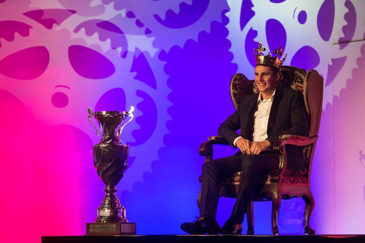 Král cyklistiky se od letošního ročníku ankety může těšit na odlišné trofeje, než přebíral Jaroslav Kulhavý. Foto: Michal Červený