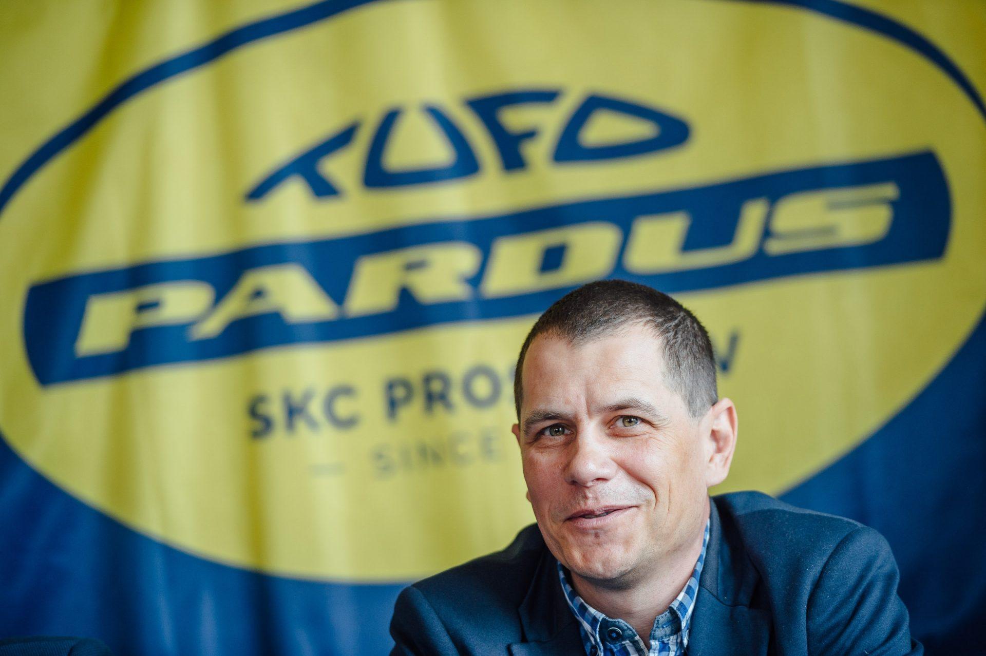 Tomáš Konečný kromě povinností u české cyklistické reprezentace zastává i roli sportovního ředitele Tufo Prostějov.