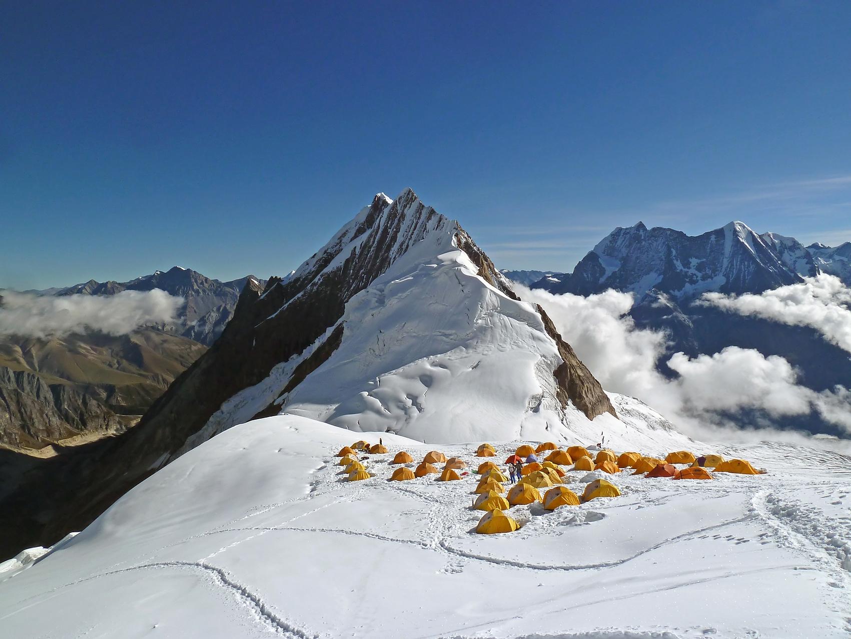 Himaláje jsou pro Jana Trávníčka druhým domovem. Foto: archiv Jana Trávníčka