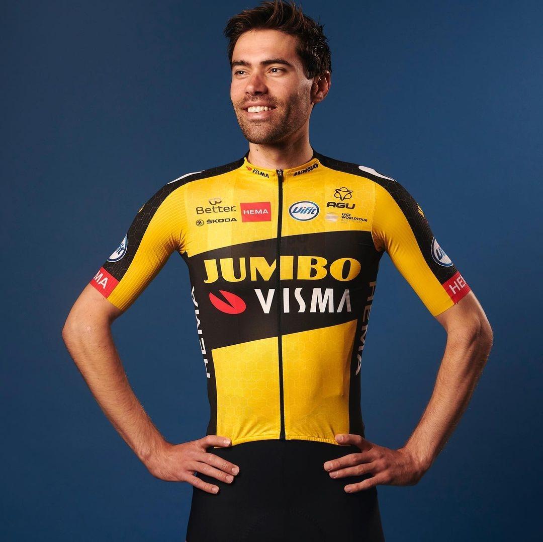 Tom Dumoulin odchod do cyklistického důchodu odložil.