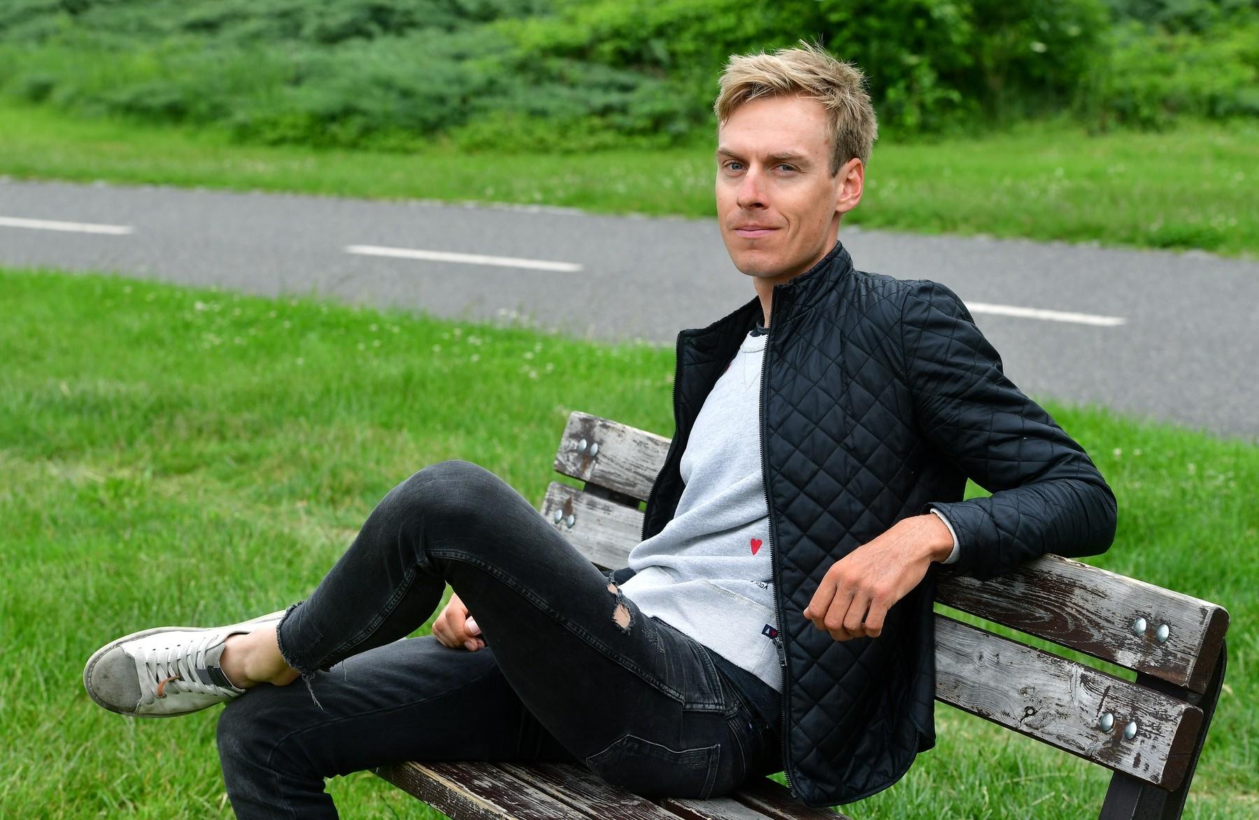 Jan Hirt, jediný český cyklista na startu Gira 2021.