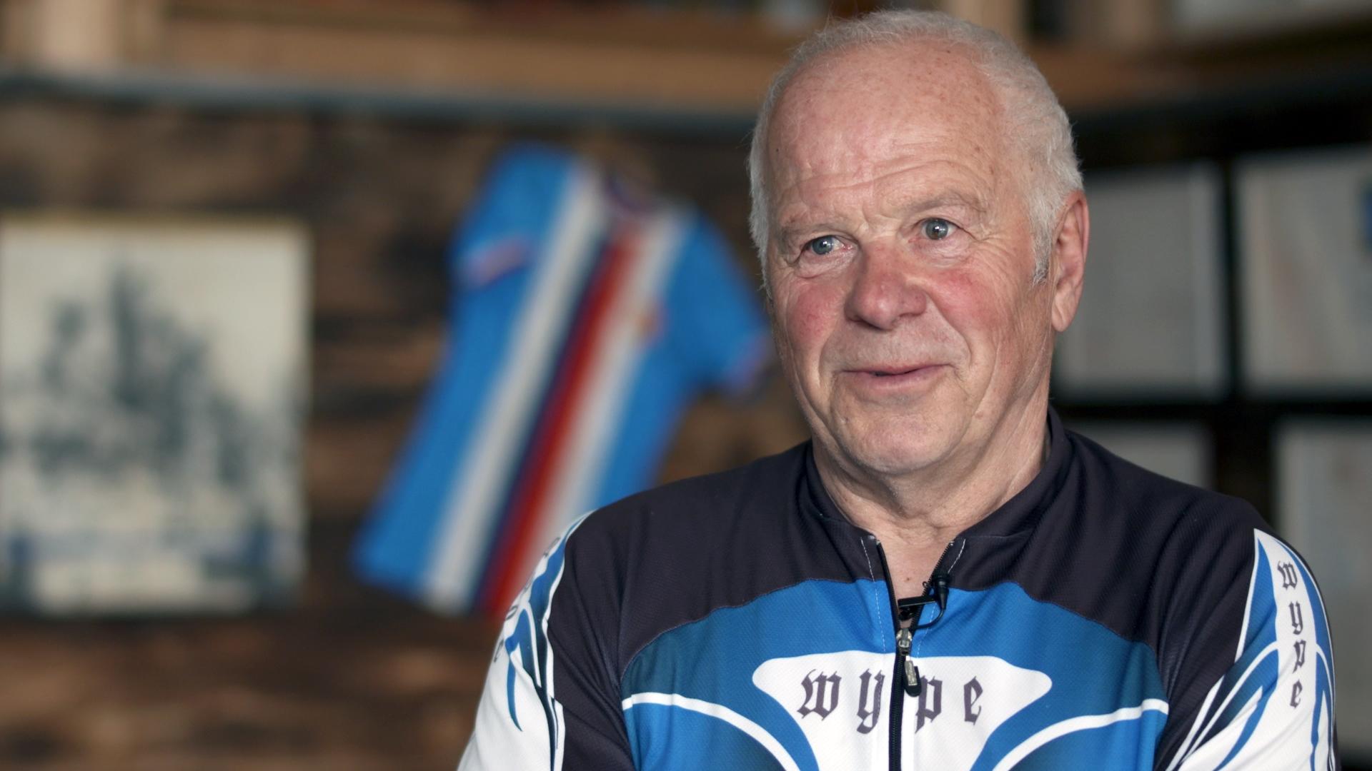 Antonín Bartoníček pořád pravidelně jezdí na kole a udržuje se tak v kondici. Foto: welovecycling.cz