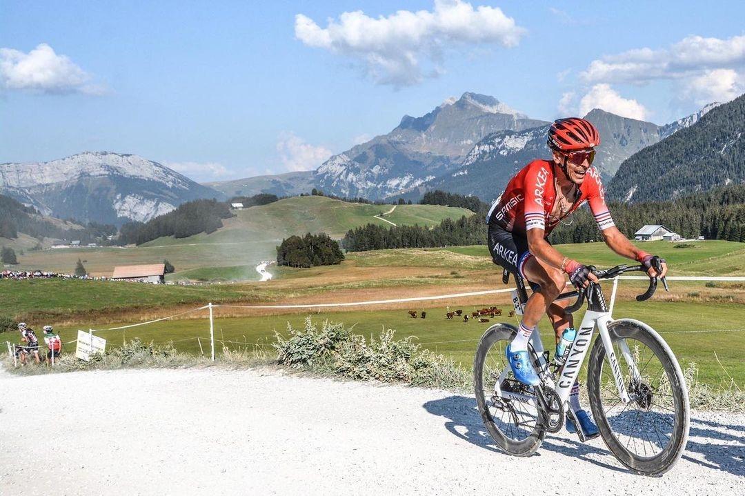 Warren Barguil ovládl vrchařskou soutěž Tour de France, když měl podle indexu tělesné hmotnosti podvýživu. Foto: instagram Warren Barguil