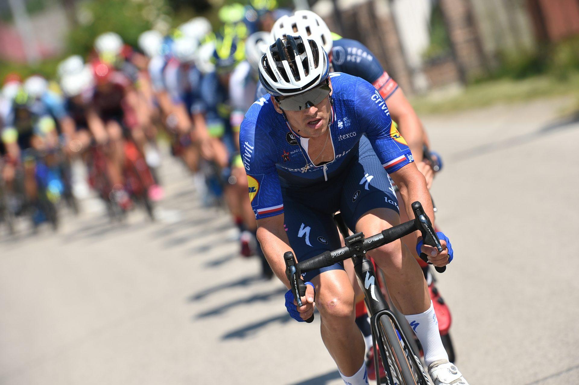 Zdeněk Štybar bude na mistrovství světa v silniční cyklistice v Belgii téměř na domácí trati.