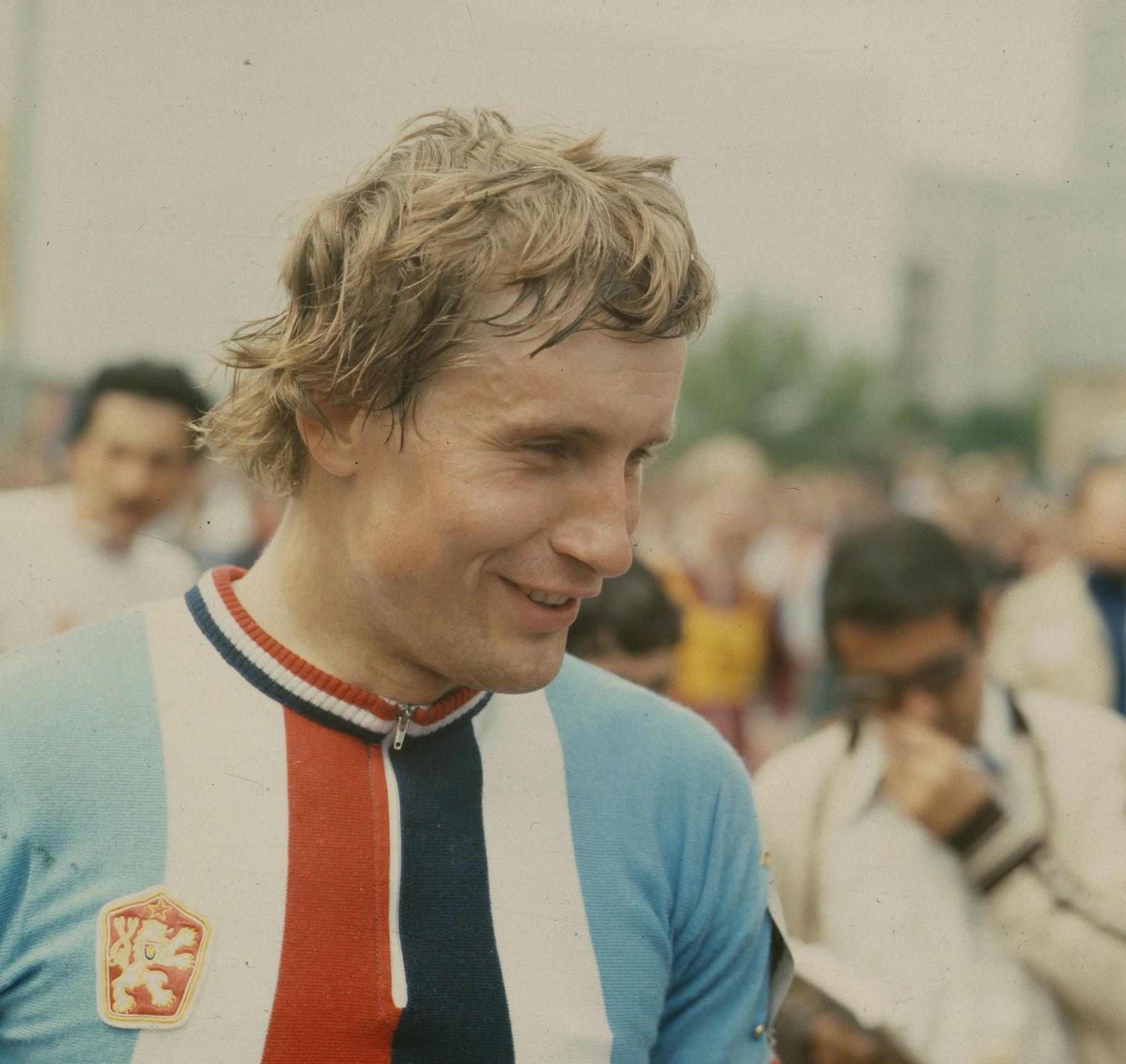 Jiří Škoda v roce 1982 v dresu československé reprezentace. Foto: profimedia