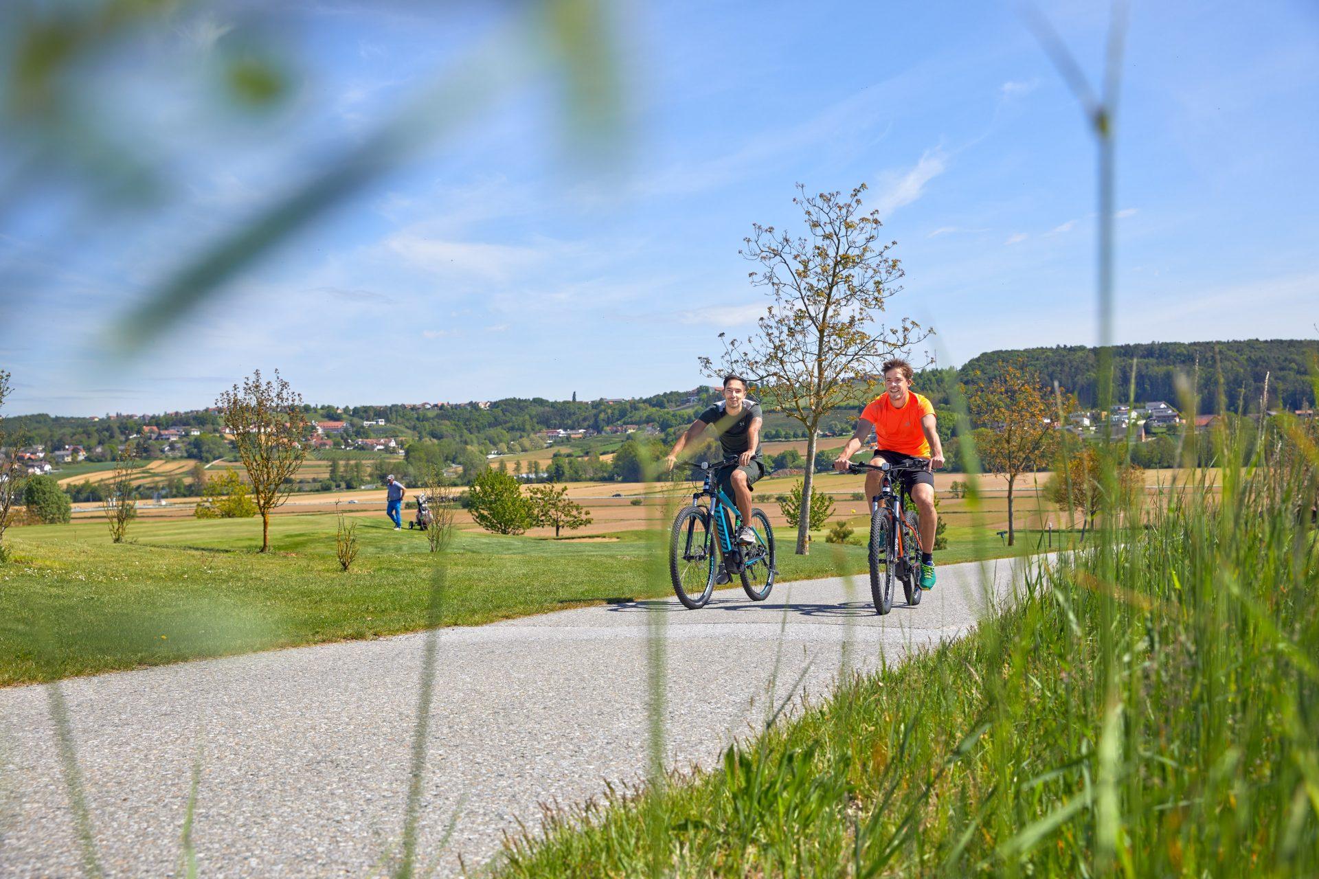 Štýrsko představuje vhodnou variantu pro podzimní cyklistickou dovolenou.