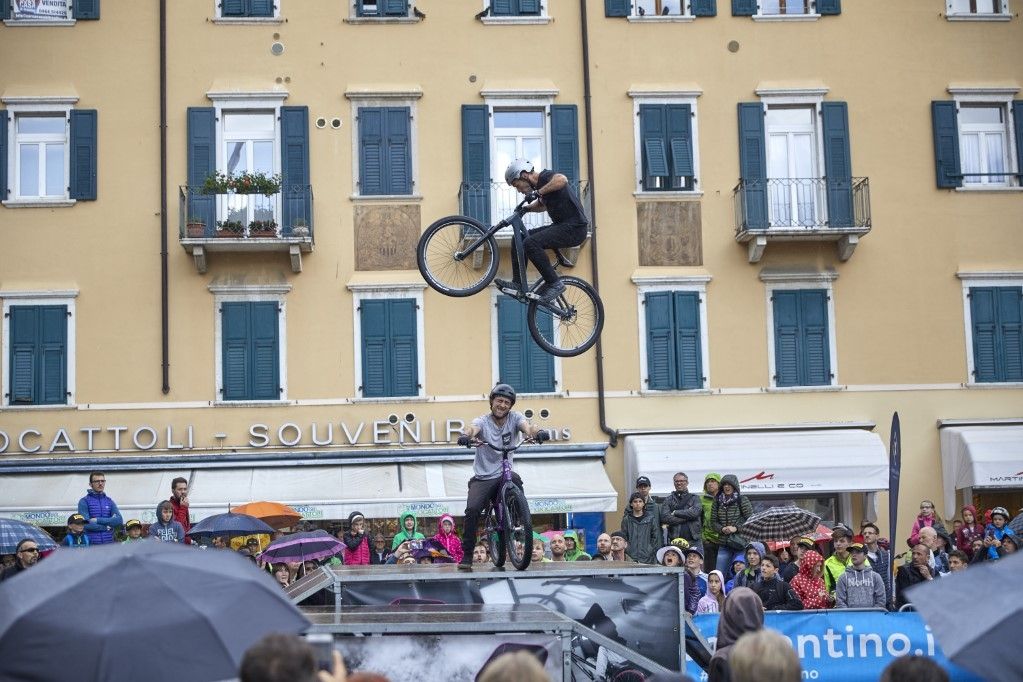 Festival pro bikery u Lago di Garda bude letos zakončením sezony.