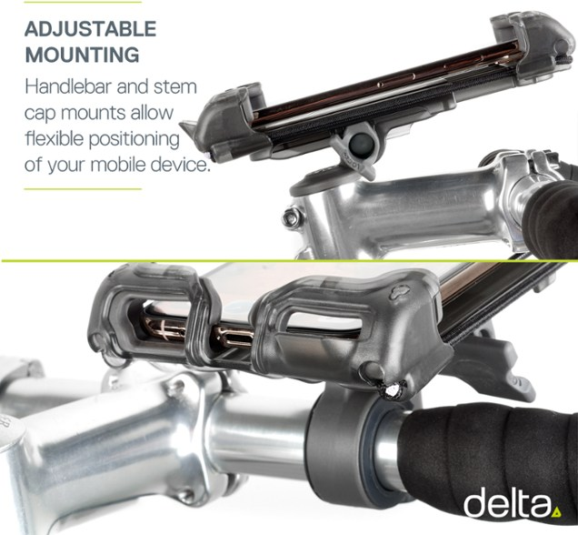 Delta Cycle XL Smartphone Holder