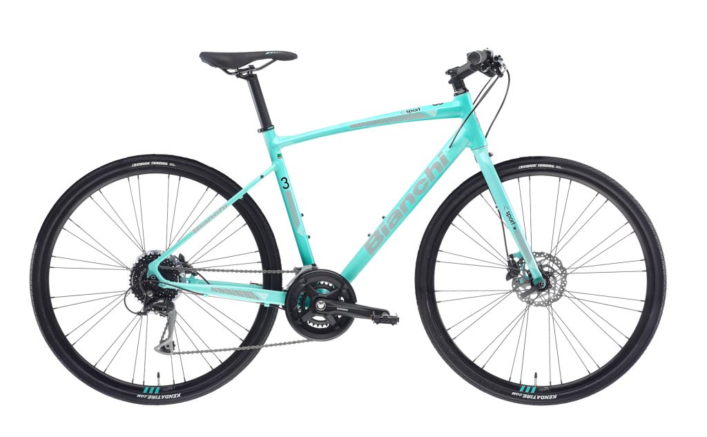 Bianchi city bike