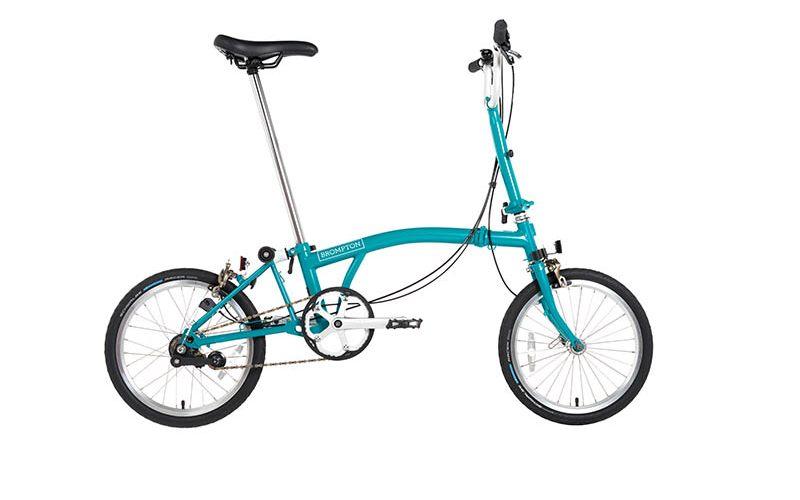 Brompton city bike