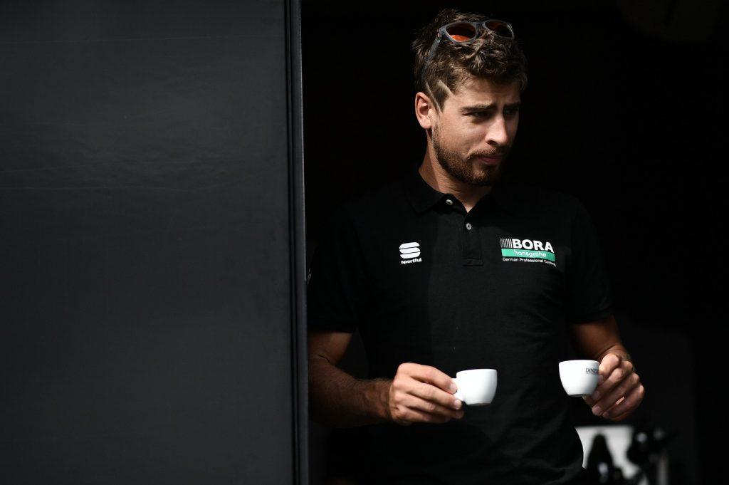Sagan and coffee
