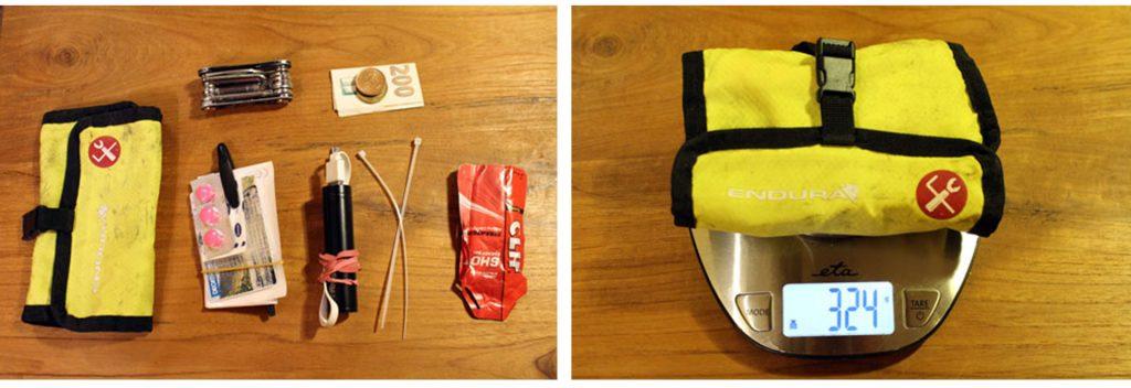 Essential kit