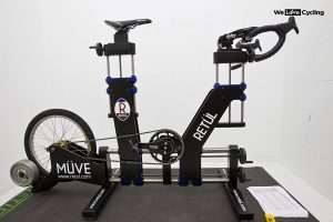 Professional bike fitting at Festka