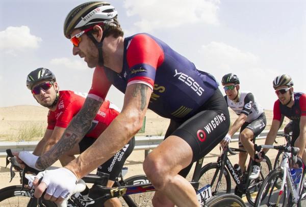 Cycling Dubai Tour 2016 - second stage