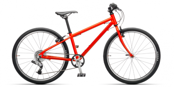 """Nobody makes children's bikes the same quality as Isla Bikes does, and our favourite in this category is the Isla Bikes Beinn 24"""". At £399.99 it's not cheap, but it is good value as this is simplicity and lightweight design personified. It's such a slick bike for seven-year-olds and up and weighs in at only 8.82kg."""