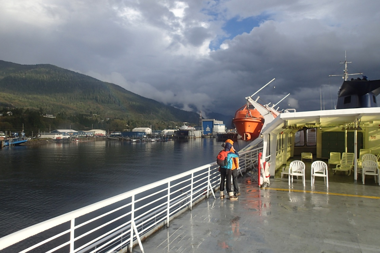 Stop in Ketchikan on the way to Prince Rupert