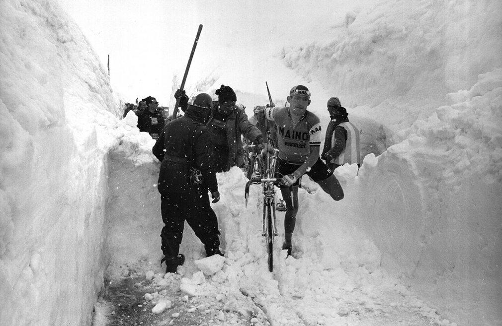 Giro in 1965.