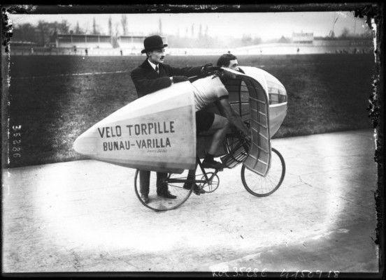 Vélo Torpille