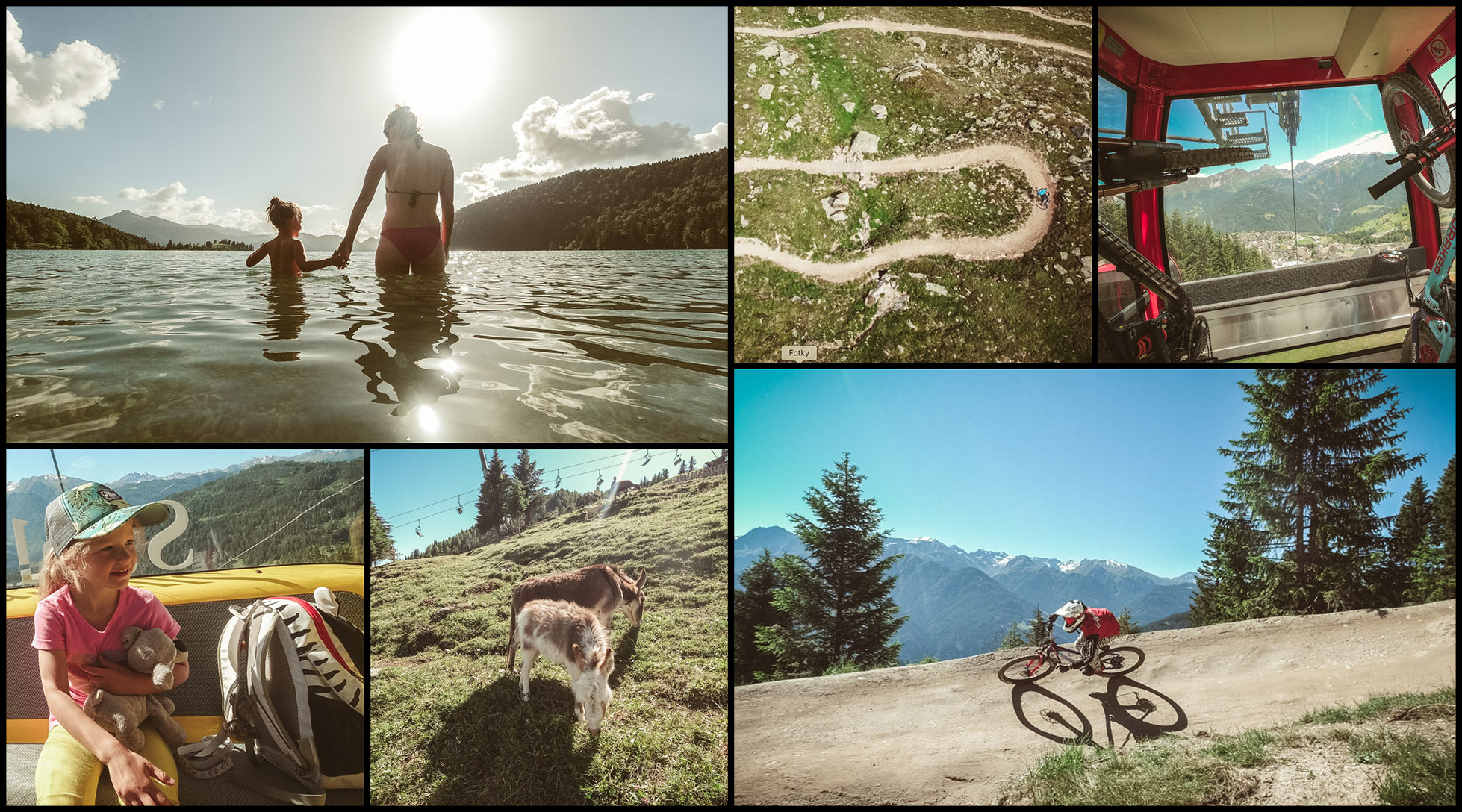 Cycling Holiday with a Family