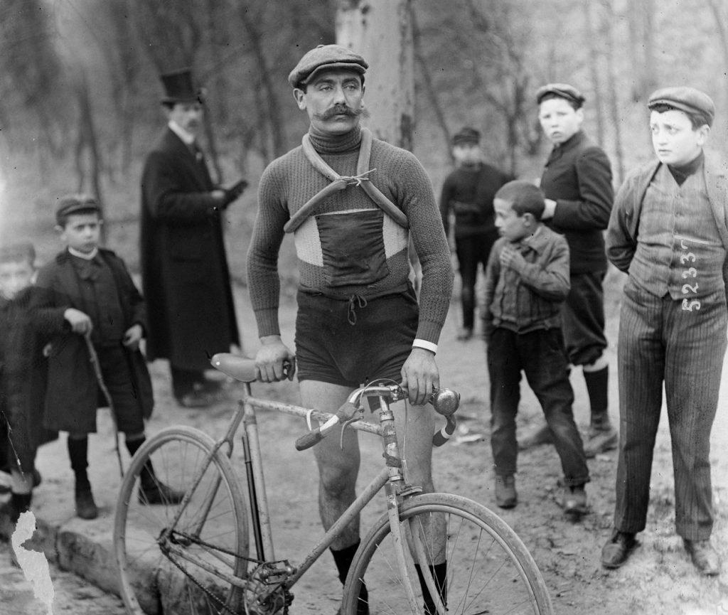 Eugène Christophe 1912